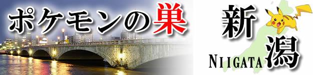 ポケモンの巣-新潟