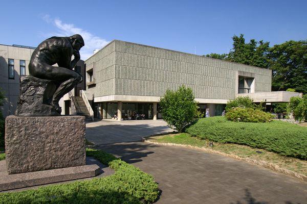 国立西洋美術館「ル・コルビュジエの建築作品」