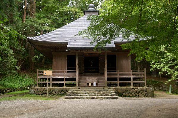 3平泉-仏国土(浄土)を表す建築・庭園及び考古学的遺跡群