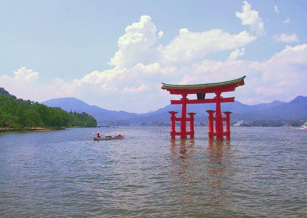 17厳島神社(宮島)