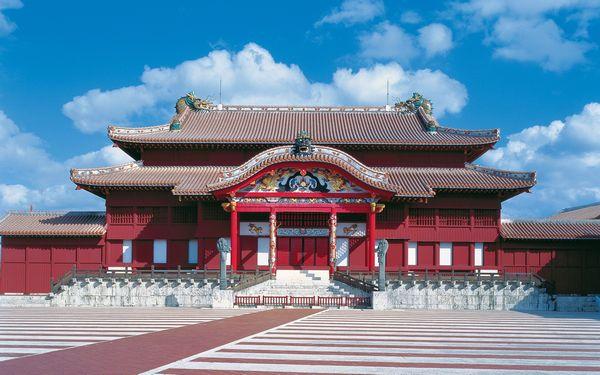 20琉球王国のグスク及び関連遺産群