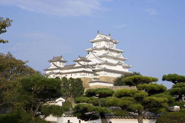 14姫路城