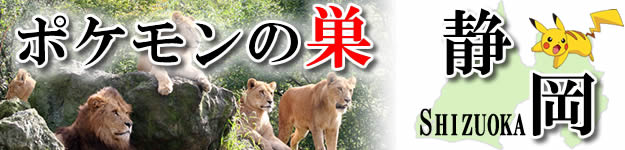 ポケモンの巣-静岡