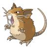 【ポケモンGO】ラッタの評価/おすすめ技とレア度
